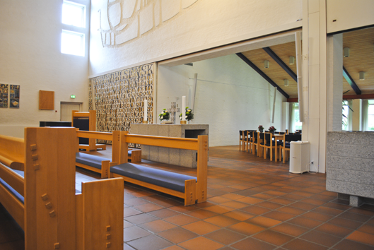 Lydløsning i Hjallese Kirke fra NorthStar