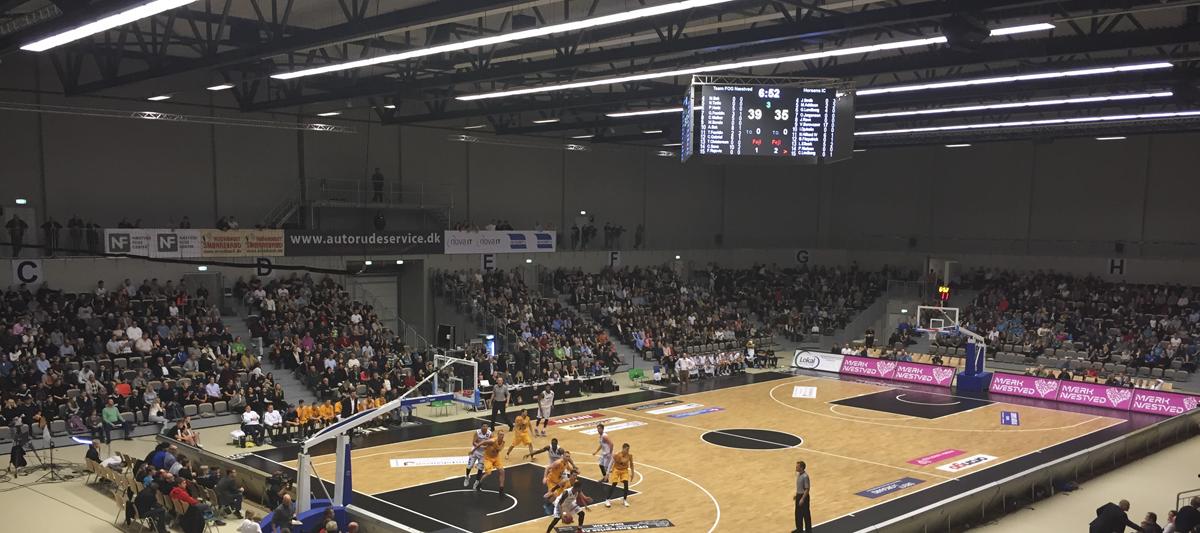 sportshaller - AV-løsninger fra NorthStar