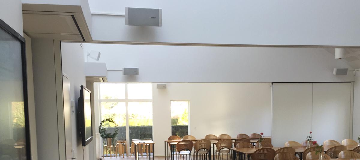 Mødelokaler - AV-løsninger fra NorthStar