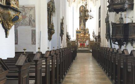 Lydanlæg i Aarhus Domkirke fra NorthStar