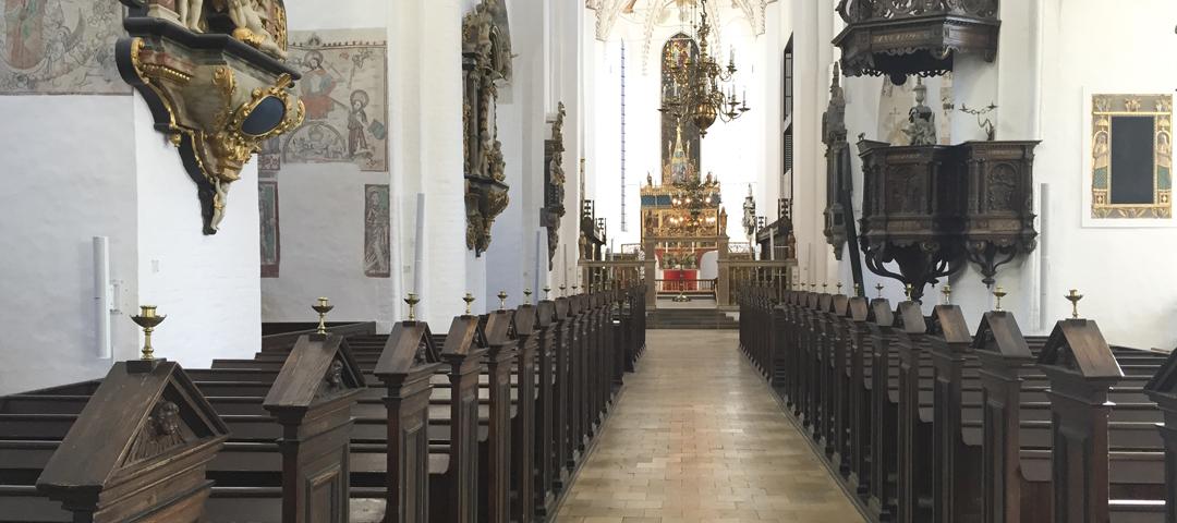 kirker - AV-løsninger fra NorthStar