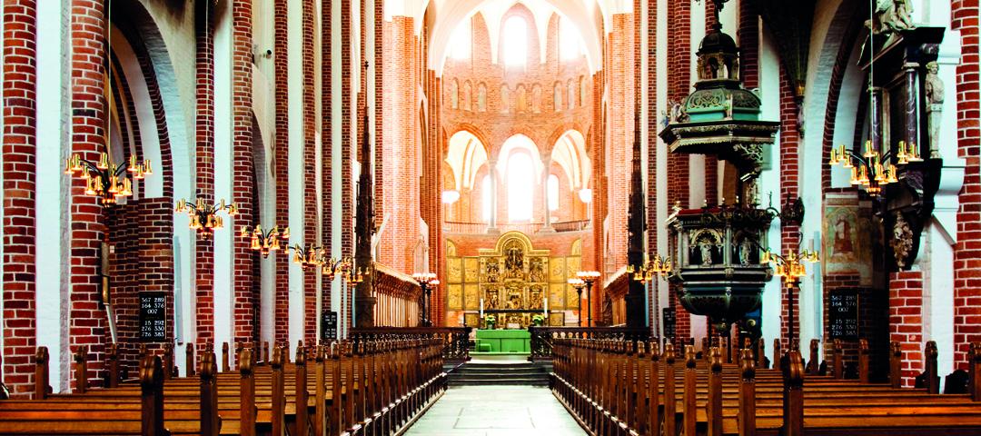 Roskilde Domkirke - AV-løsninger fra NorthStar