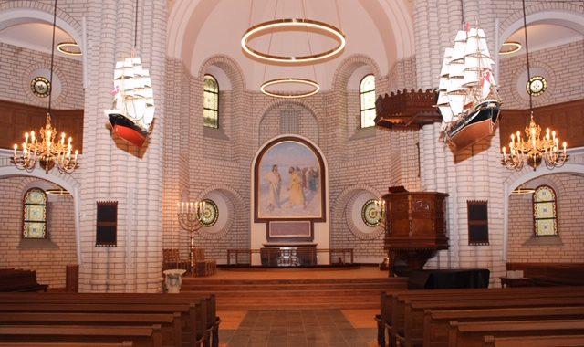 NorthStar lydanlæg i Frederikshavn Kirke
