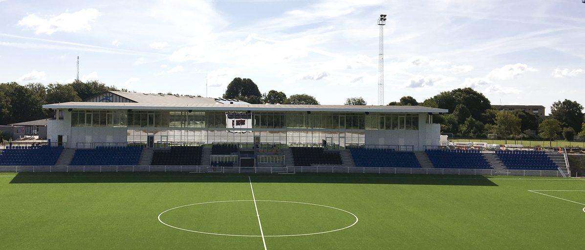 Helsingør Stadion - NorthStar lydløsning